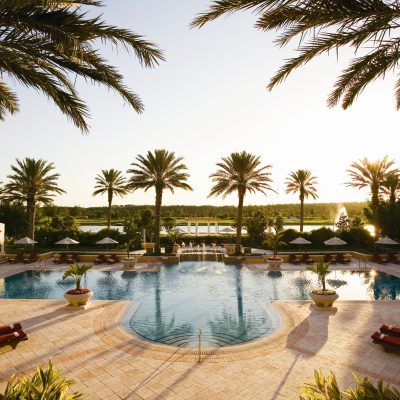 Where to Stay: The Ritz-Carlton Grande Lakes in Orlando