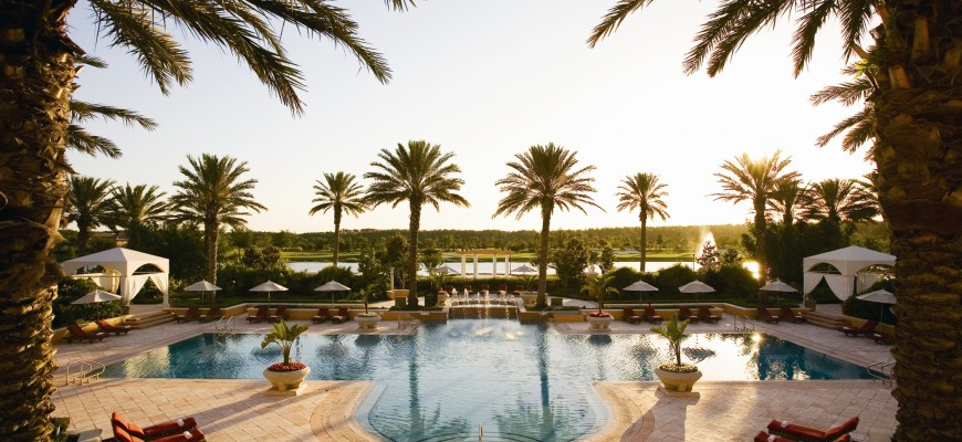 The Ritz-Carlton Spa, Orlando, Grande Lakes - Spa Pool