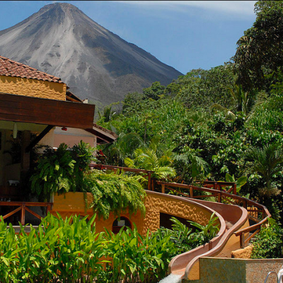 Tabacon Grand Spa & Resort in Costa Rica