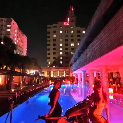 Video: Sip, Savor and Socialize at SLS on South Beach