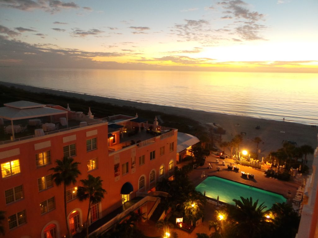 Don CeSar St. Pete Beach Sunset
