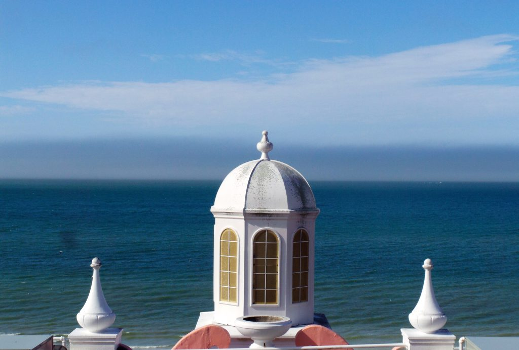 View from Don Cesar
