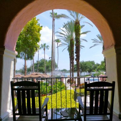 Secret Hotel Passageway Leads to Panoramic Views of Tampa Bay