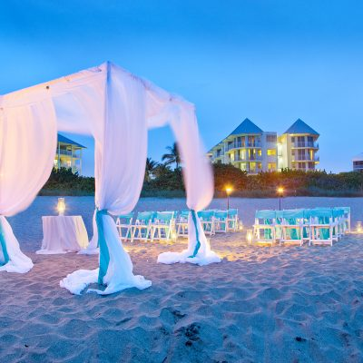 Destination Wedding: Hutchinson Island Marriott Resort