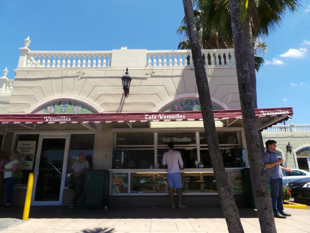 Cafe Versailles: Little Havana