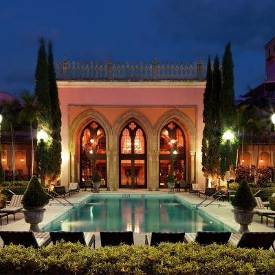 Tour the Waldorf Astoria Spa in Boca Raton