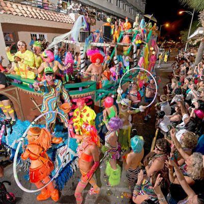 Key West's Biggest Street Party Returns This October
