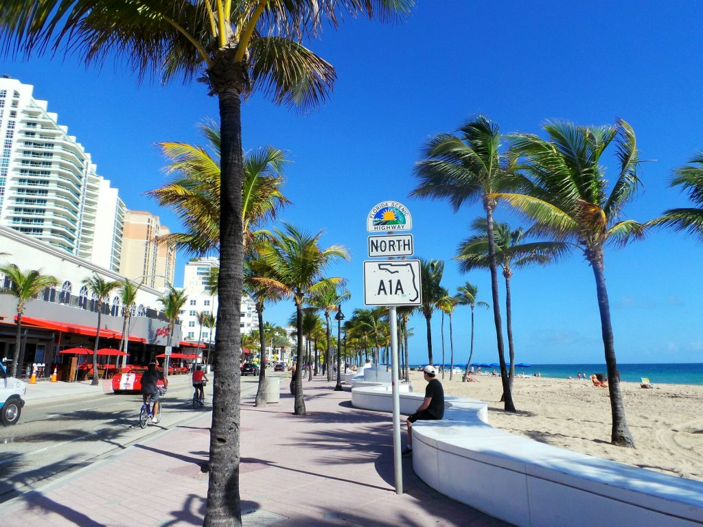 A1A Fort Lauderdale Beach
