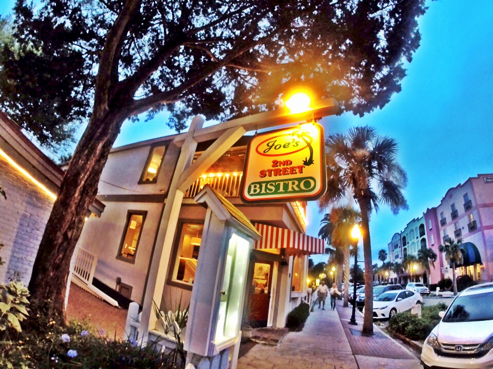 Joe's 2nd Street Bistro in Fernandina Beach