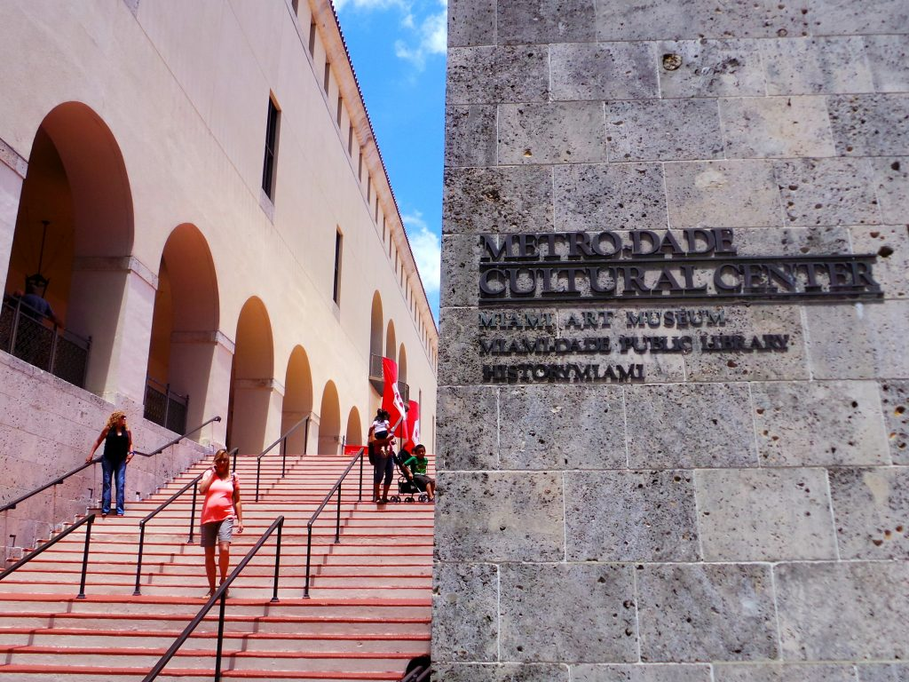 HistoryMiami is located in downtown Miami.