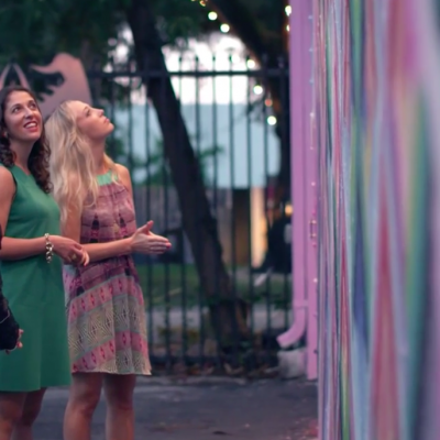 Explore Wynwood, One of America's Best Hipster Neighborhoods (Video)