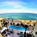 View from The Atlantic Hotel & Spa in Fort Lauderdale