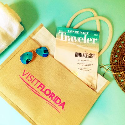 Fall in Love with Florida Feature in Condé Nast Traveler