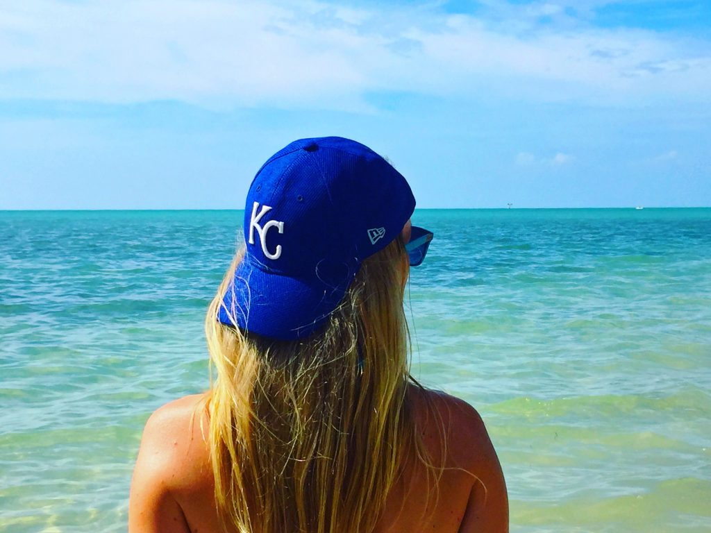 kc royals hat