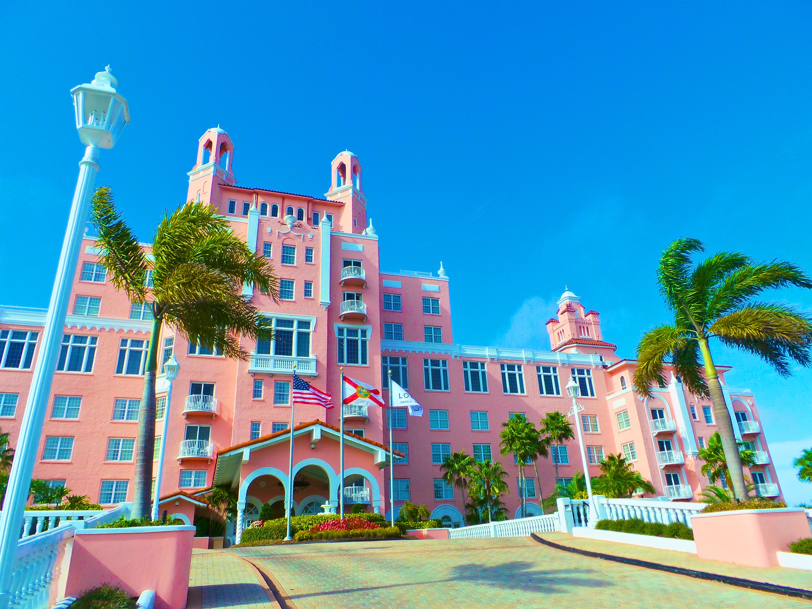 Loews Don Cesar On St Pete Beach By Kara Franker 5