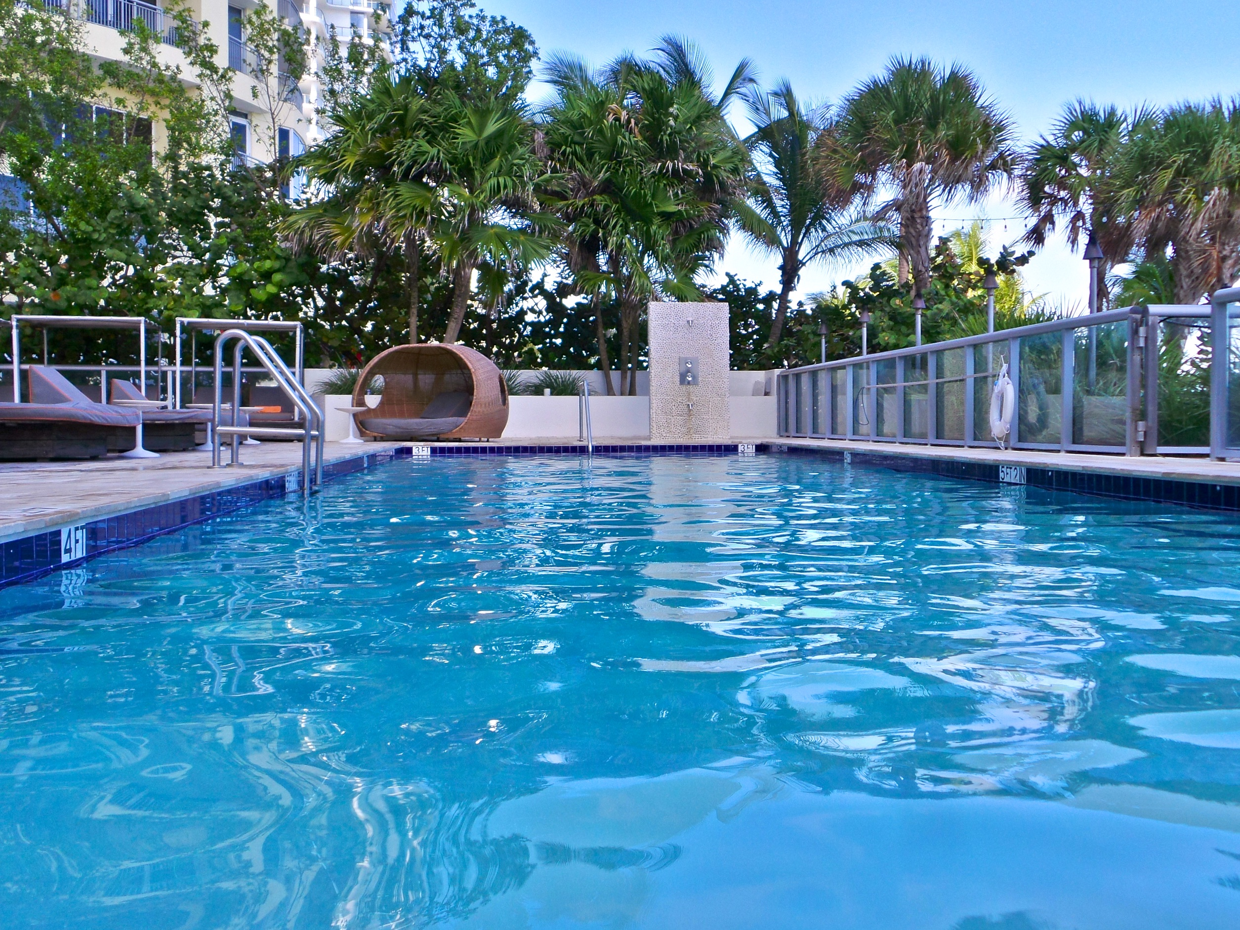 Escape winter weather and win a free vacation to miami - Sunny beach pools ...