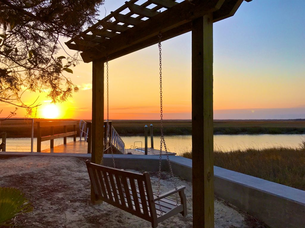 Omni Amelia Island - Sunset at Walkers Landing 1