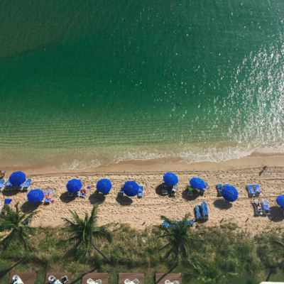 Have a Happy Spa-liday on the Beach in Fort Lauderdale