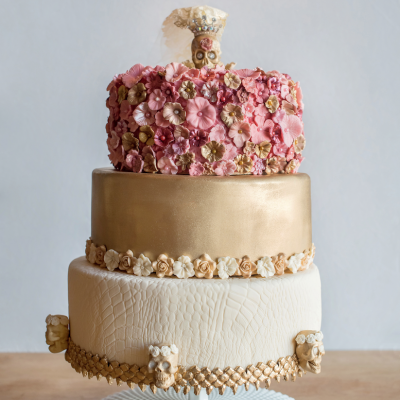 Modern Luxury Weddings: Cake Couture